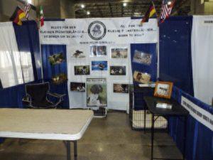 Pheasant Fest Booth 2016